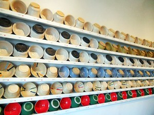 A year of benefit Bowls, by Frank Goryl, co-owner of Moscow Clayworks