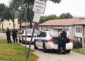 Police Raid - Police Cars 2