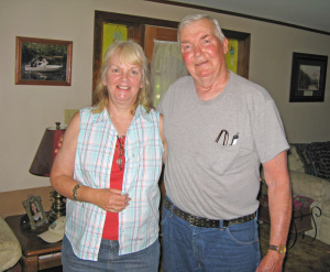 Bruce and Marilyn Perine