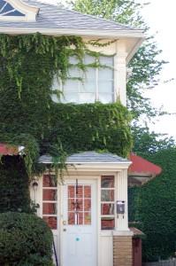 Lighthouse entry