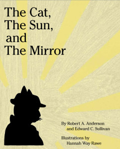 The Cat The Sun and The Mirror