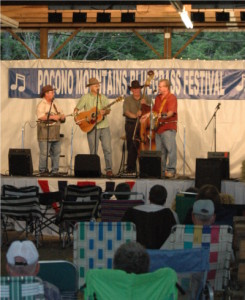 Poconos Bluegrass Festival_stage shot
