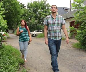 Jane and John Doe, Laufer Lane