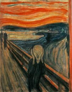 "Edvard Munch's""The Scream"""