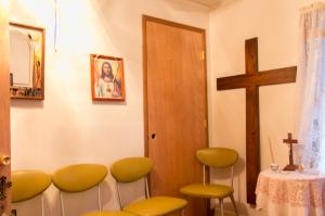 Lighthouse prayer room